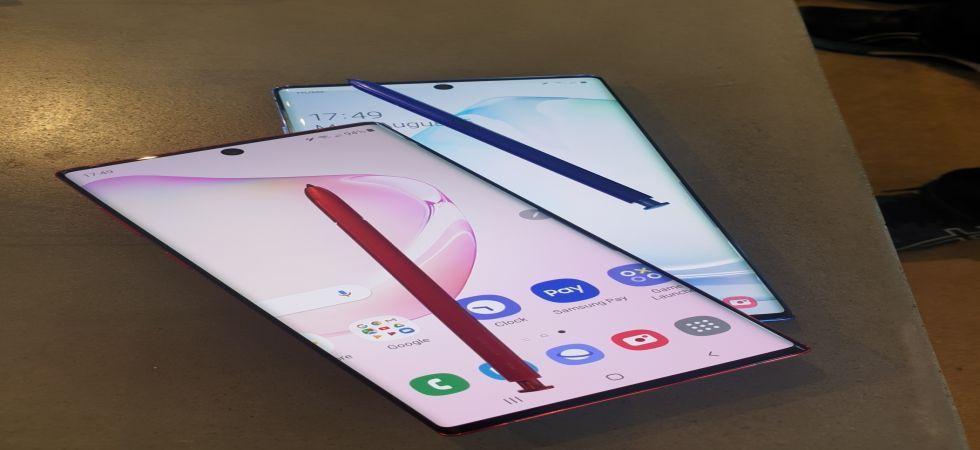 Samsung Galaxy Note 10 & Galaxy Note 10 Plus (Photo Credit: Twitter)