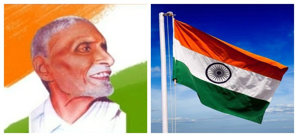 Remembering Pingali Venkayya on 73rd Independence Day (Photo: Twitter)