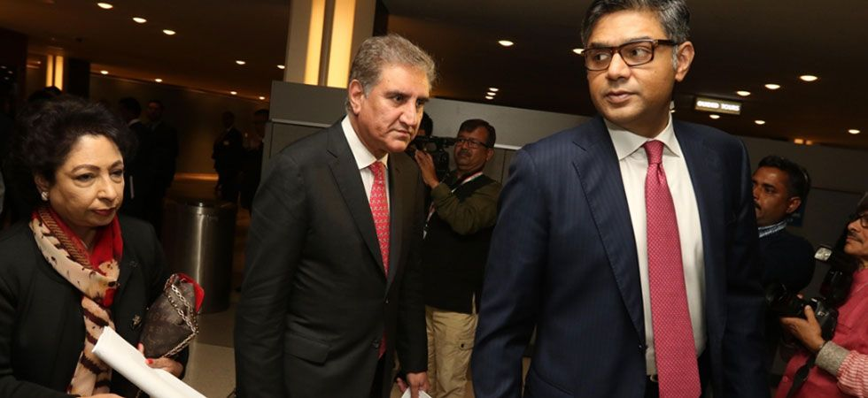 Shah Mahmood Qureshi said that the letter will also be shared with all members of the UNSC. (Image Credit: IANS)