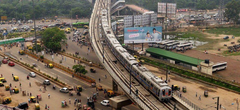 Delhi metro services (File Photo)