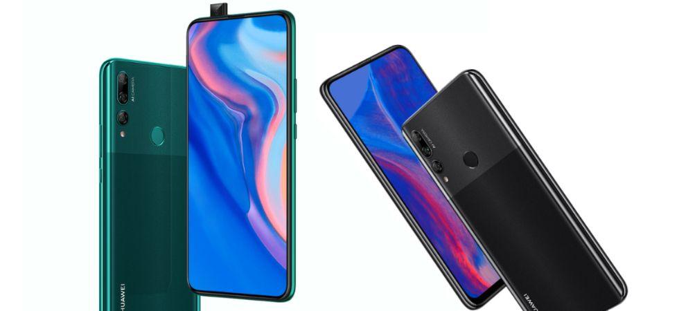 Huawei Y9 Prime 2019 (Photo Credit: Twitter)