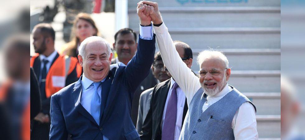 PM Modi and Benjamin Netanyahu (File Image)