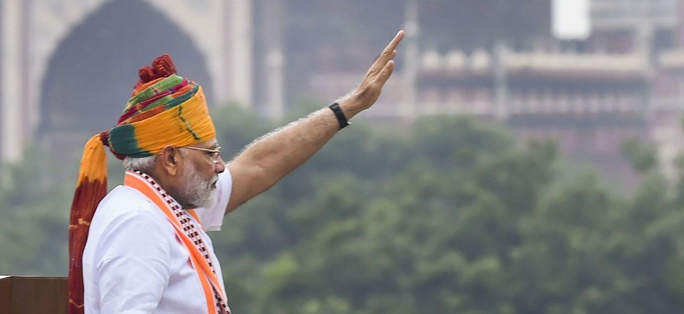 Now even the ordinary citizen of Jammu and Kashmir can directly ask the government, PM Modi said. (File Photo: PTI)
