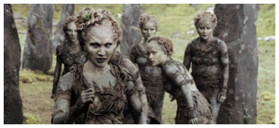 First look of Game of Thrones prequel leaked online (Photo: Twitter)