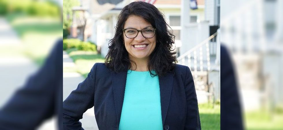 Rashida Tlaib of Michigan and Ilhan Omar of Minnesota from visiting appeared to be unprecedented. (Image Credit: Twitter)