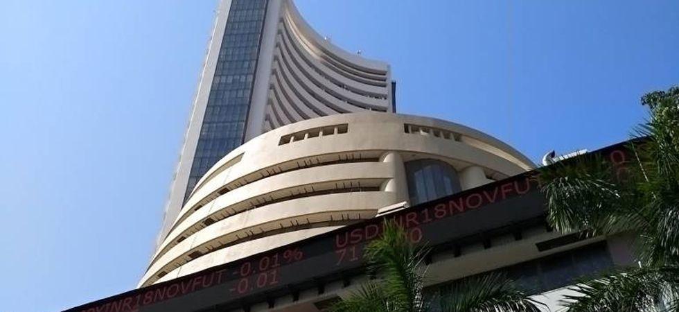 Sensex (Photo Credit: Twitter)