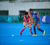 India women's hockey team begin Olympic Test event in style by beating Japan