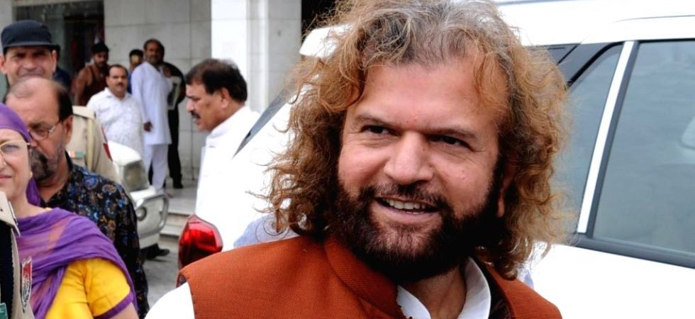 Hans Raj Hans had won the North West Delhi seat with record margin during the last Lok Sabha Elections.  (File Photo)