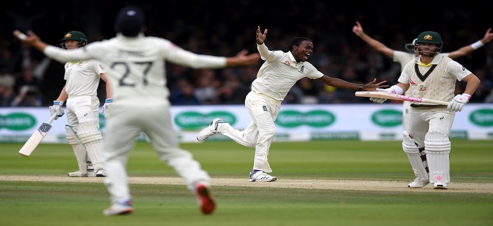 Jofra Archer bowled with tremendous pace and hostility but Australia held on for a draw against England at Lord's. (Image credit: Getty Images)