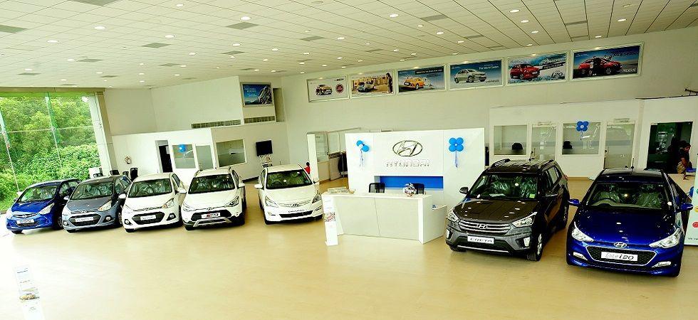Hyundai showroom (File Photo)