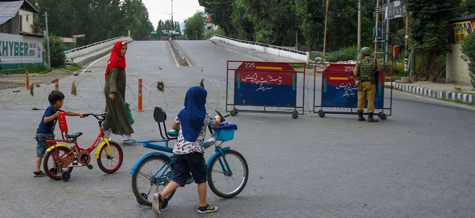 Amid tensions in Jammu and Kashmir, 190 schools in various zones of Srinagar district are expected to open today