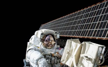 Spacewalk LIVE: NASA astronauts to exit space station, install Docking Adapter-3 today