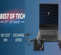 Amazon 'Best of Tech' sale brings DISCOUNTS on Laptops, wearables, cameras, other electronic devices