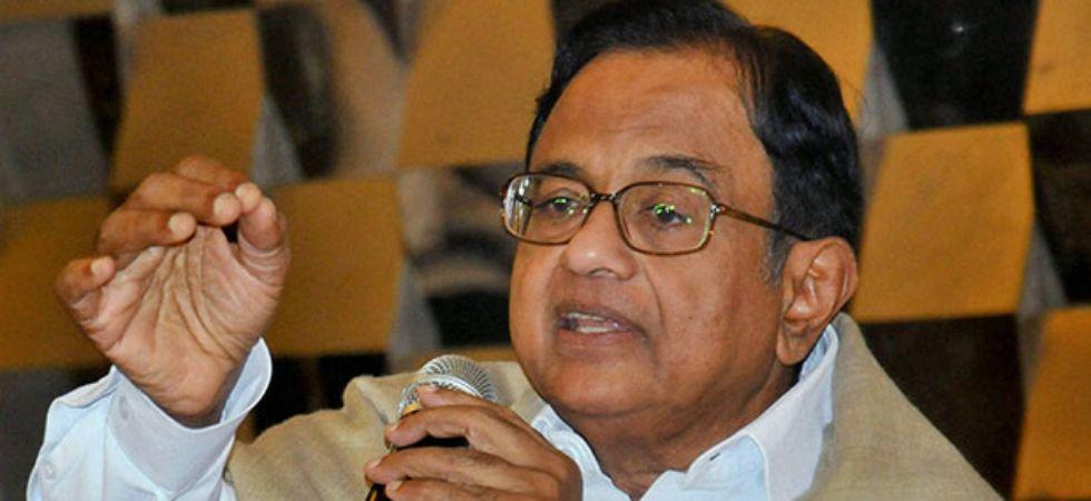 P Chidambaram (Photo Credit: PTI)
