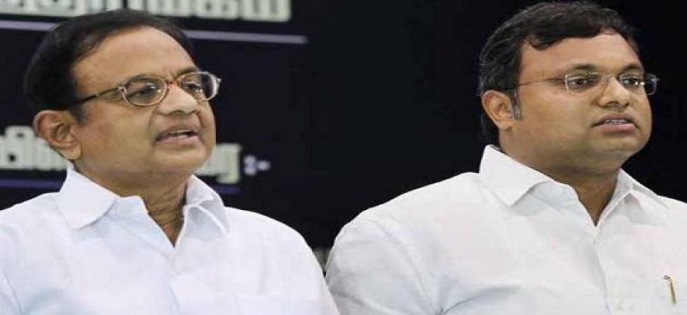 Karti Chidambaram, son of former finance minister and Congress leader Chidambaram (File Photo)