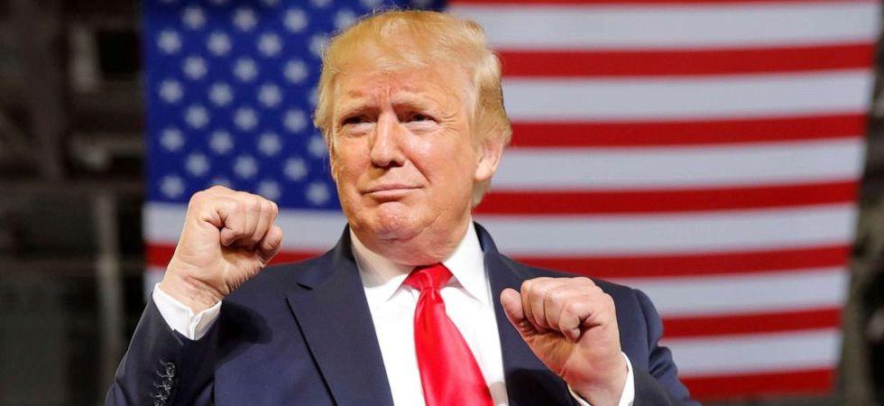 US President Donald Trump (File Image)
