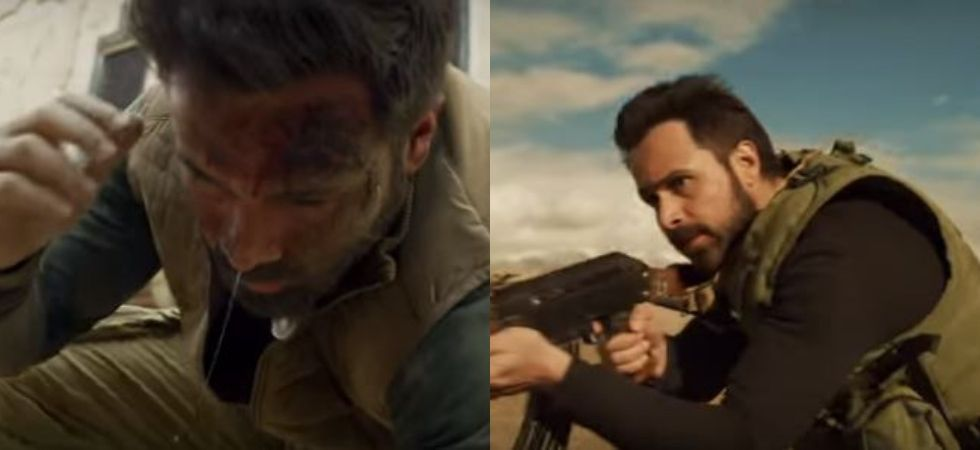 Bard of Blood trailer featuring Emraan Hashmi is out.
