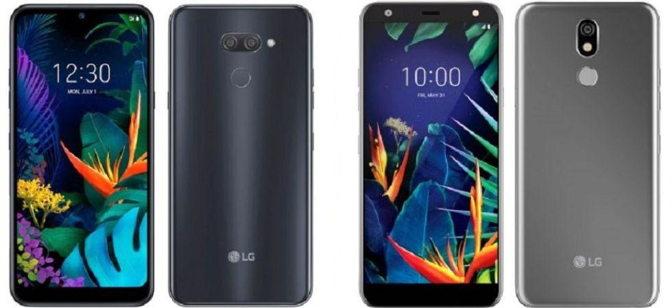 LG K50S & LG K40S (Photo Credit: Twitter)