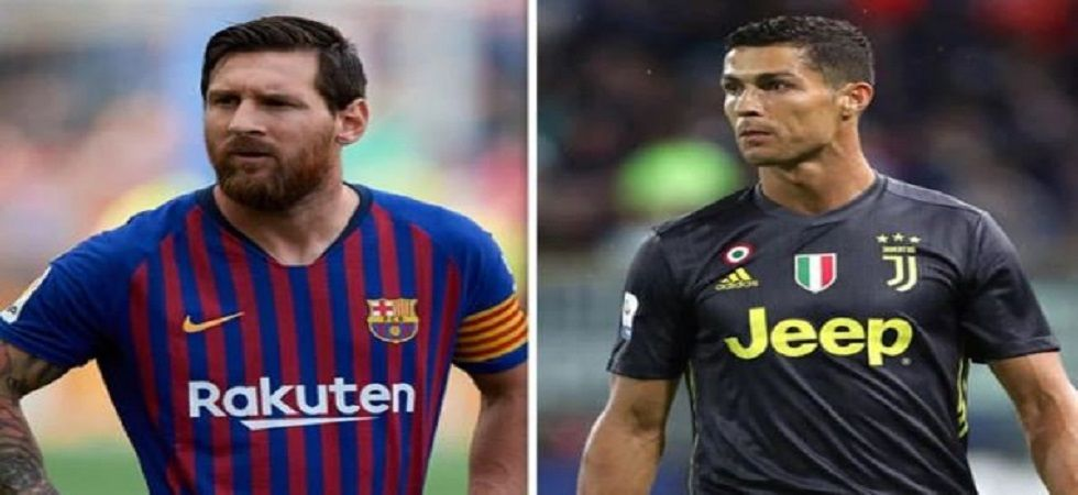 Lionel Messi and Cristiano Ronaldo had a superb rivalry when they were with FC Barcelona and Real Madrid respectively in the La Liga. (Image credit: Twitter)