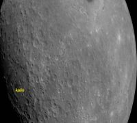 Chandrayaan 2: First image of Moon captured by Vikram Lander released