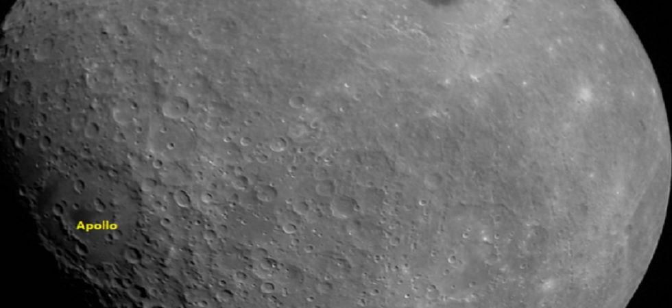 Chandrayaan 2: First images of Moon captured by Vikram Lander revealed (Twitter)