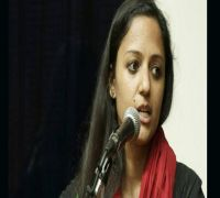 Shehla Rashid reasserts claims on J-K situation, says will give proof