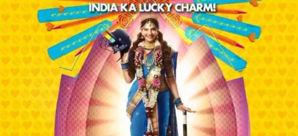 The Zoya Factor: Sonam Kapoor unveils herself as 'lucky charm' deity