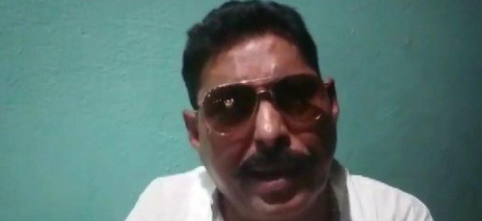 Absconding Bihar lawmaker Anant Singh on Friday surrendered before Saket of New Delhi
