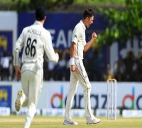 Trent Boult enters special club of New Zealand bowlers in second Test vs Sri Lanka