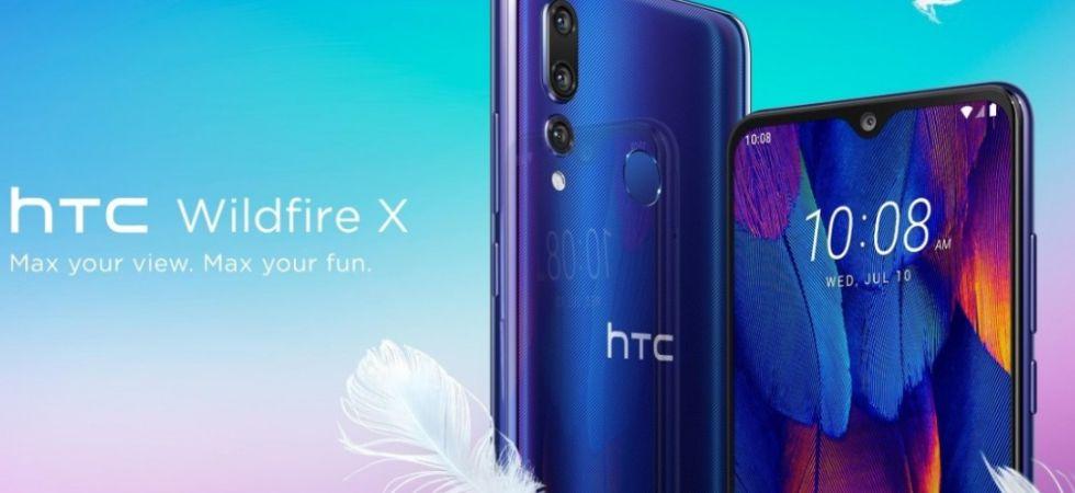 HTC Wildfire X (Photo Credit :Twitter)