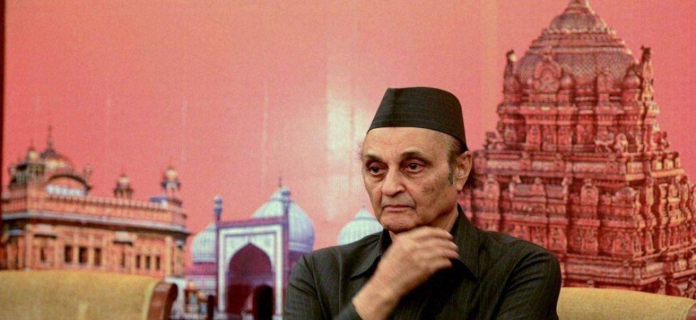 Veteran Congress leader Karan Singh. (PTI/file)