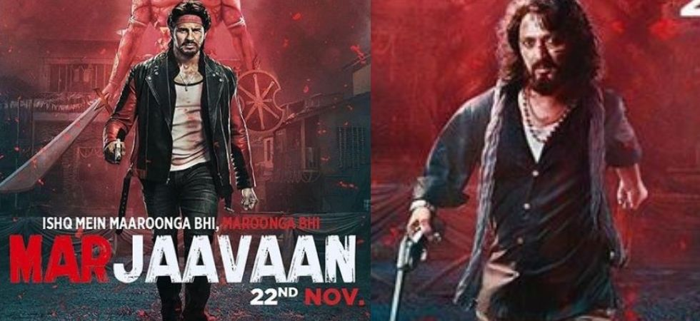 Sidharth Malhotra and Riteish Deshmukh look for Marjaavaan OUT
