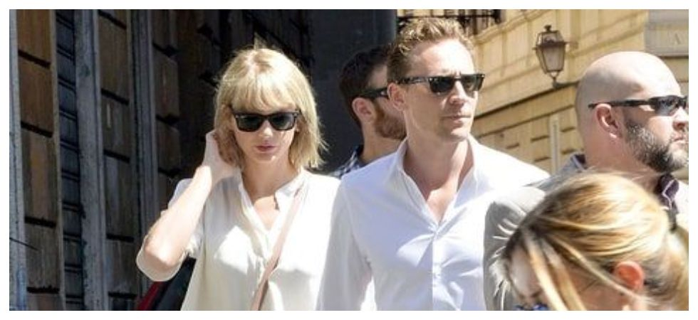 Taylor Swift reveals she was falling for Joe while dating Tom Hiddleston (Photo: Twitter)