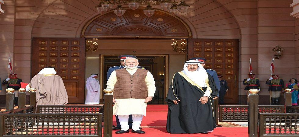 Prime Minister Narendra Modi addresses Indian diaspora in Bahrain