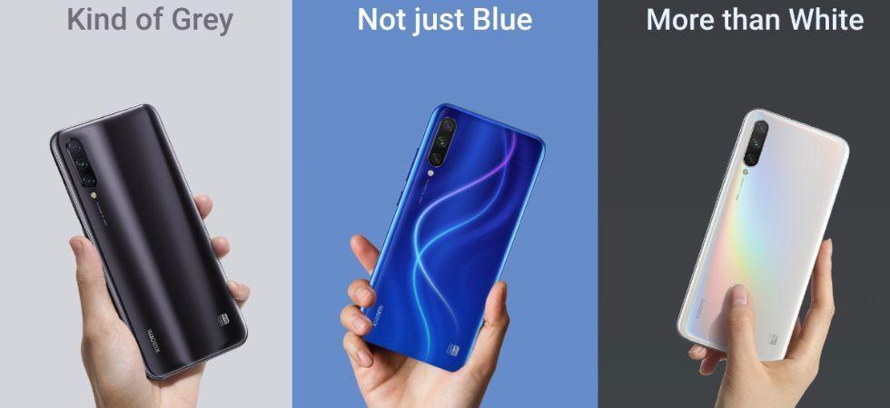 Xiaomi Mi A3 (Photo Credit: Twitter/@XiaomiIndia)