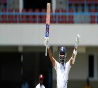 Rahane's century, Vihari's 93 put India firmly in driver's seat in 1st Test