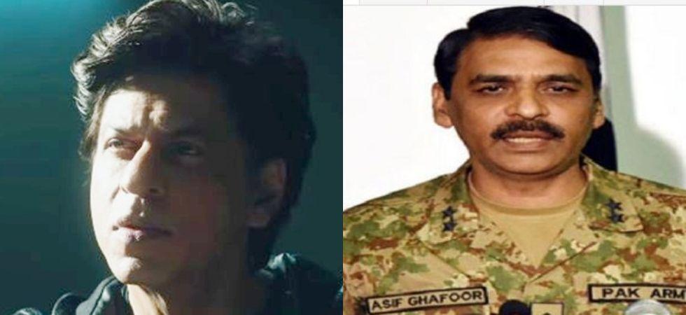 Pak army Major General criticises SRK over 'Bard Of Blood'; gets schooled!