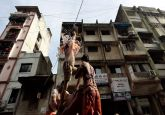 Maharashtra 'dahi-handi' festival low key due to floods; 119 injured