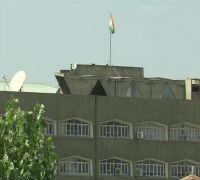 J-K state flag removed, only tricolour seen atop Civil Secretariat in Srinagar