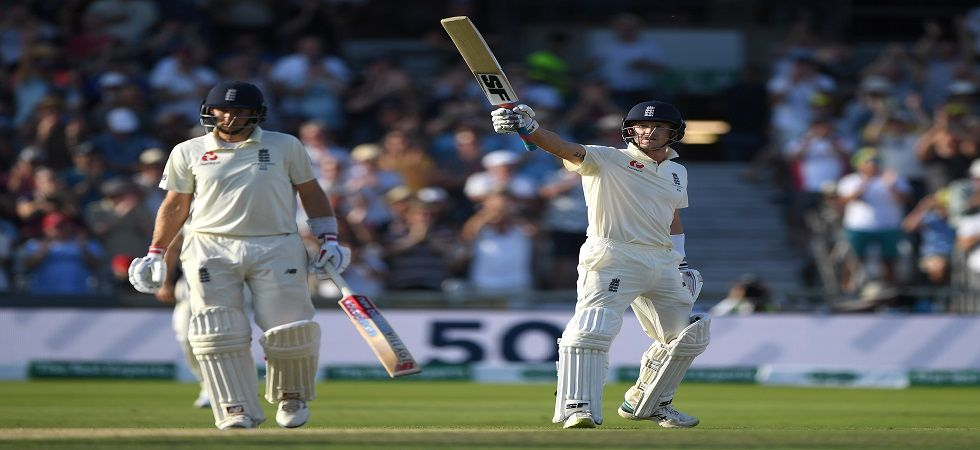 Joe Denly and Joe Root smashed fifties as England still had a faint chance of winning the Leeds Ashes Test against Australia. (Image credit: Getty Images)
