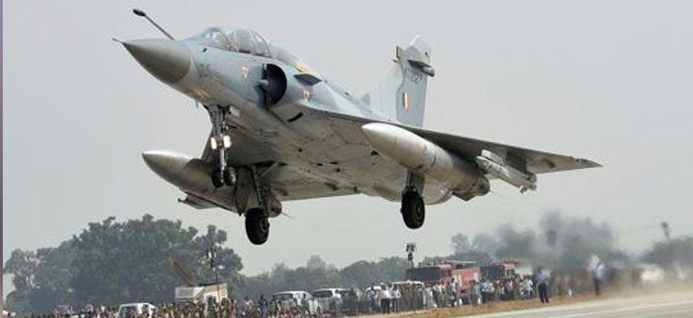 Indian Air Force (PTI)