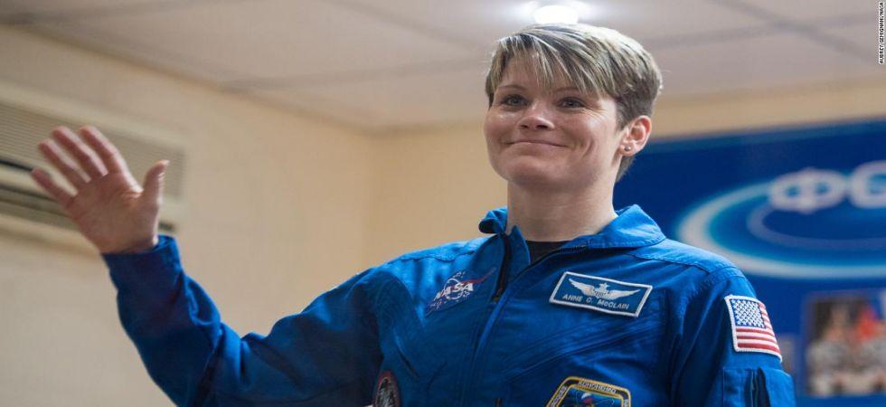 Anne McClain (Image: NASA)