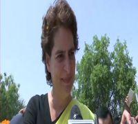 Nothing more 'anti-national' than shutting down of democratic rights in Kashmir: Priyanka Gandhi