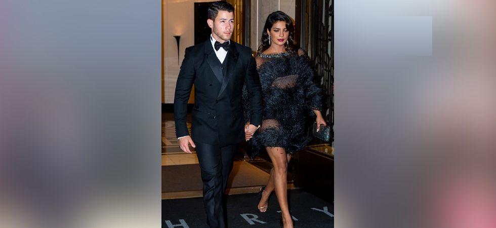 Priyanka Chopra walks hand-in-hand with Nick Jonas. (Image: Instagram)