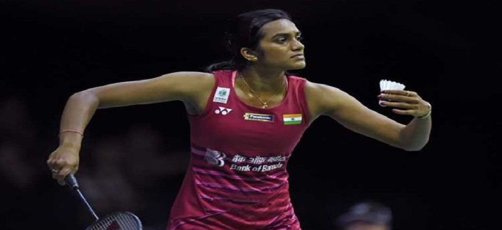 PV Sindhu will be determined to win the World Badminton Championship for the first time after losing two consecutive finals. (Image credit: Twitter)