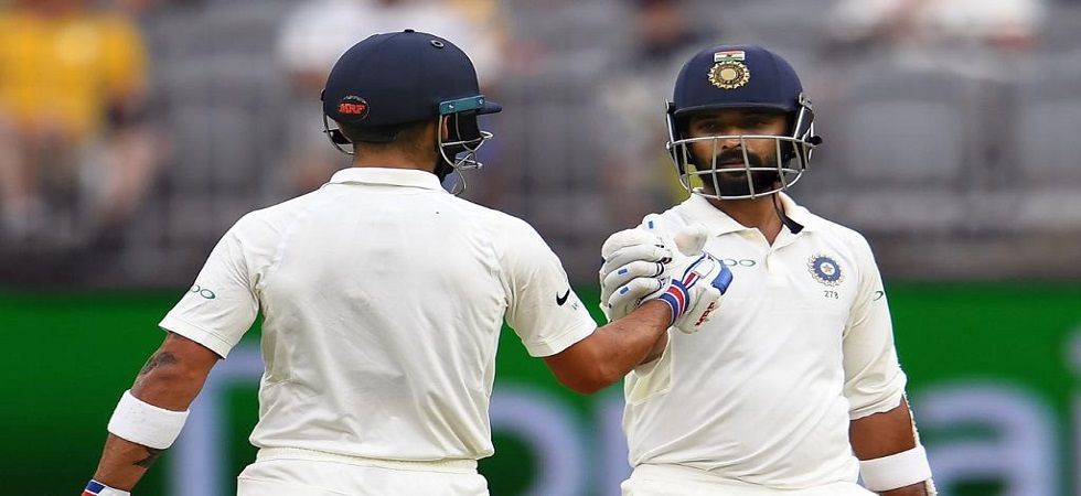 Ajinkya Rahane and Virat Kohli (Photo Credit: PTI)