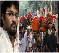 Babul Supriyo, SK Tijarawala among 11 to lose phones at Nigambodh Ghat during Arun Jaitley's cremation