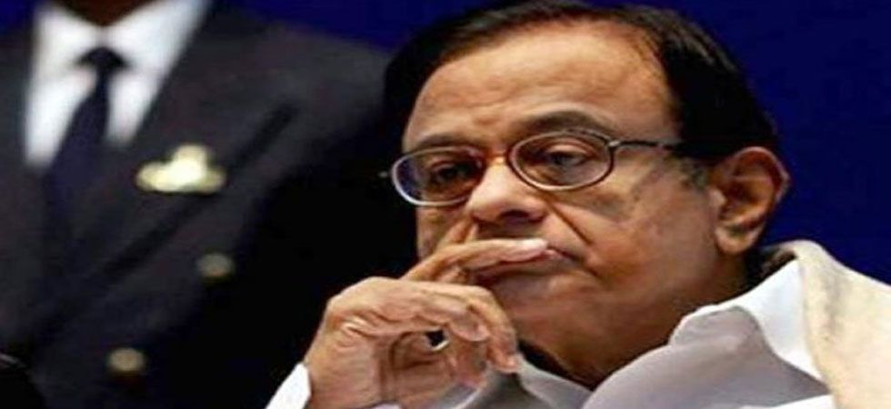 Chidambaram has contended that it is a violation of his fundamental right under Article 21 of the Constitution. (File Photo:PTI)