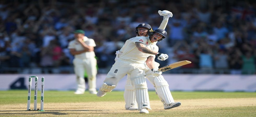 Ben Stokes played a brilliant knock as England registered a one-wicket win to level the Ashes. (Image credit: Getty Images)