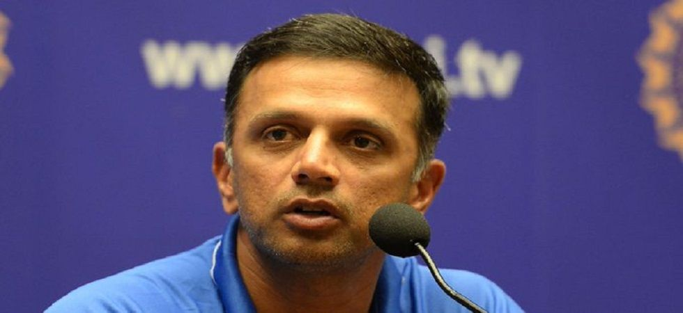 Dravid is allegedly conflicted as he is the NCA Director and also employed as vice-president of India Cements group, which owns IPL franchise Chennai Super Kings, according to MPCA life member Sanjeev Gupta's complaint. (Image credit: Twitter)
